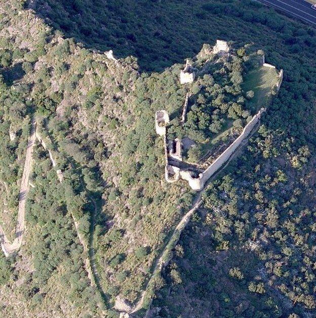 El castell de Bairén