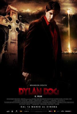 Dylan Dog e As Criaturas da Noite, de Kevin Munroe