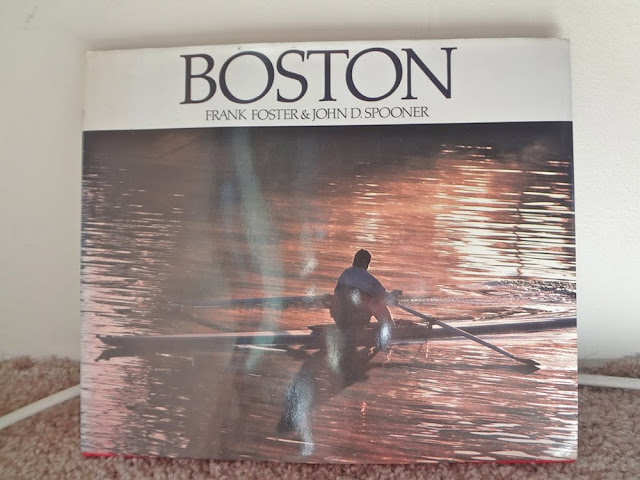 Boston, frank foster and john d. spooner, book