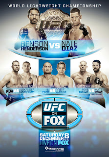 capa Download – UFC on Fox 5 – HDTV X264