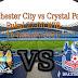 Manchester City vs Crystal Palace 16-January-2016
