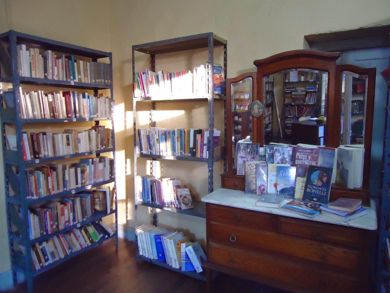 Biblioteca popular sierra chica mudanza de la biblioteca a comienzo de a o nos trasladamos - Libreria de luces ...