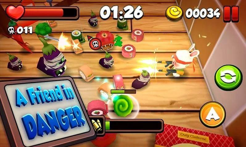 Kitchen Adventure 3D: Game Keren dan Lucu Untuk Android