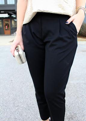 Stitch Fix December - Georgiana Straight Leg Pants