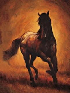 Stallion I by Ricardo Vargas