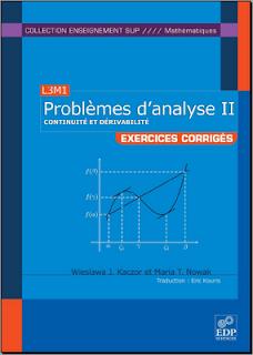 PROBLÈMES D'ANALYSE II
