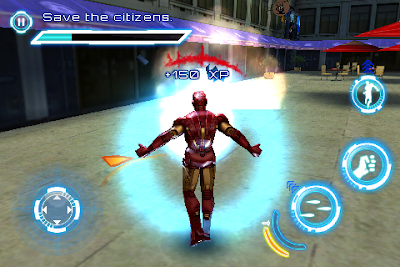 Game Iron Man 2
