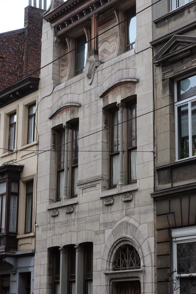 Le r cr art delfie bruxelles 2 au coeur de l 39 art nouveau - Maison de l art nouveau ...