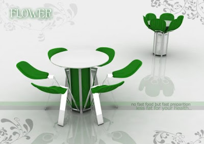 Modern Dining Tables and Creative Dining Table Designs (15) 11