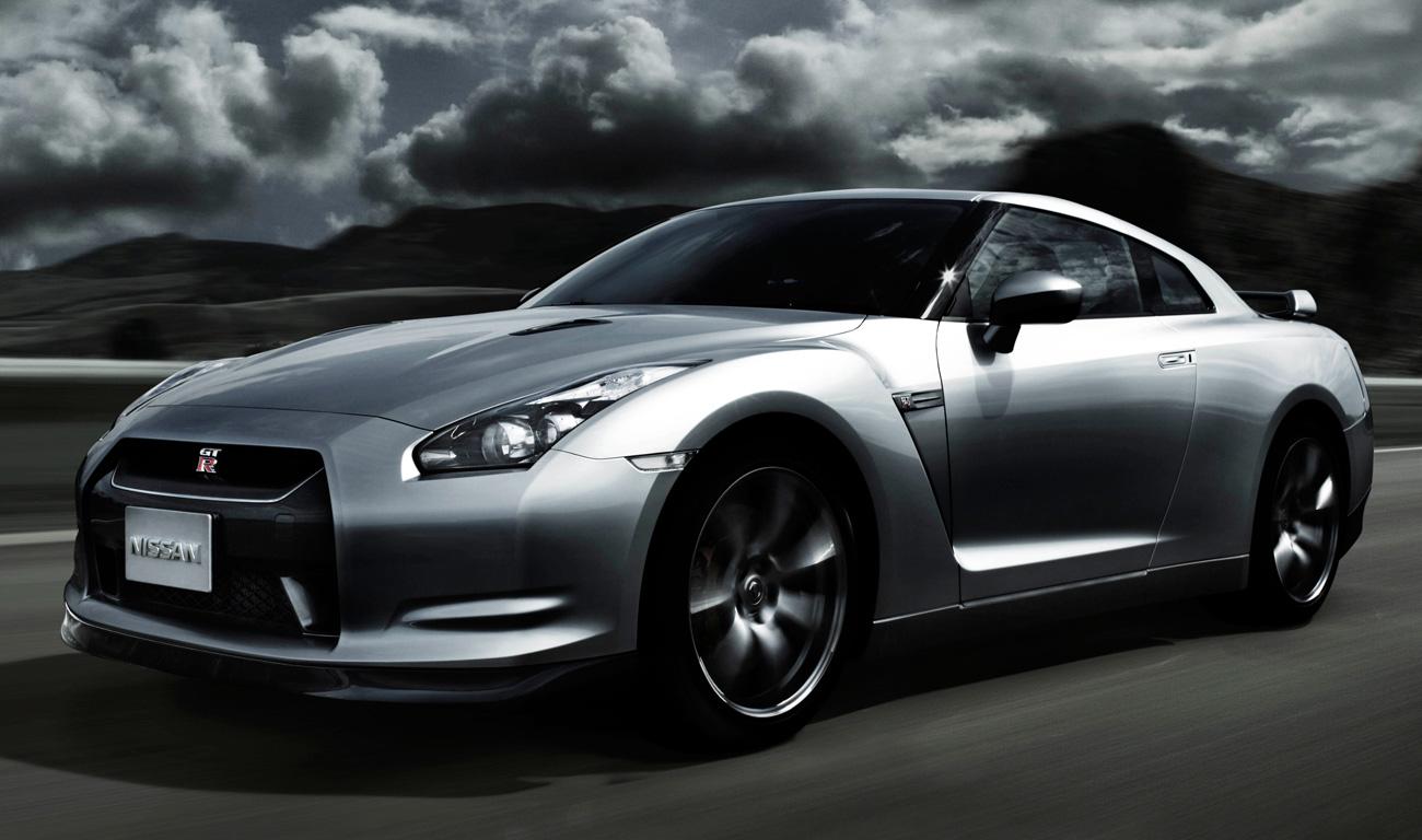 Nissan GTR de Voitures
