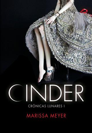 Cinder - Marissa Meyer Cinder