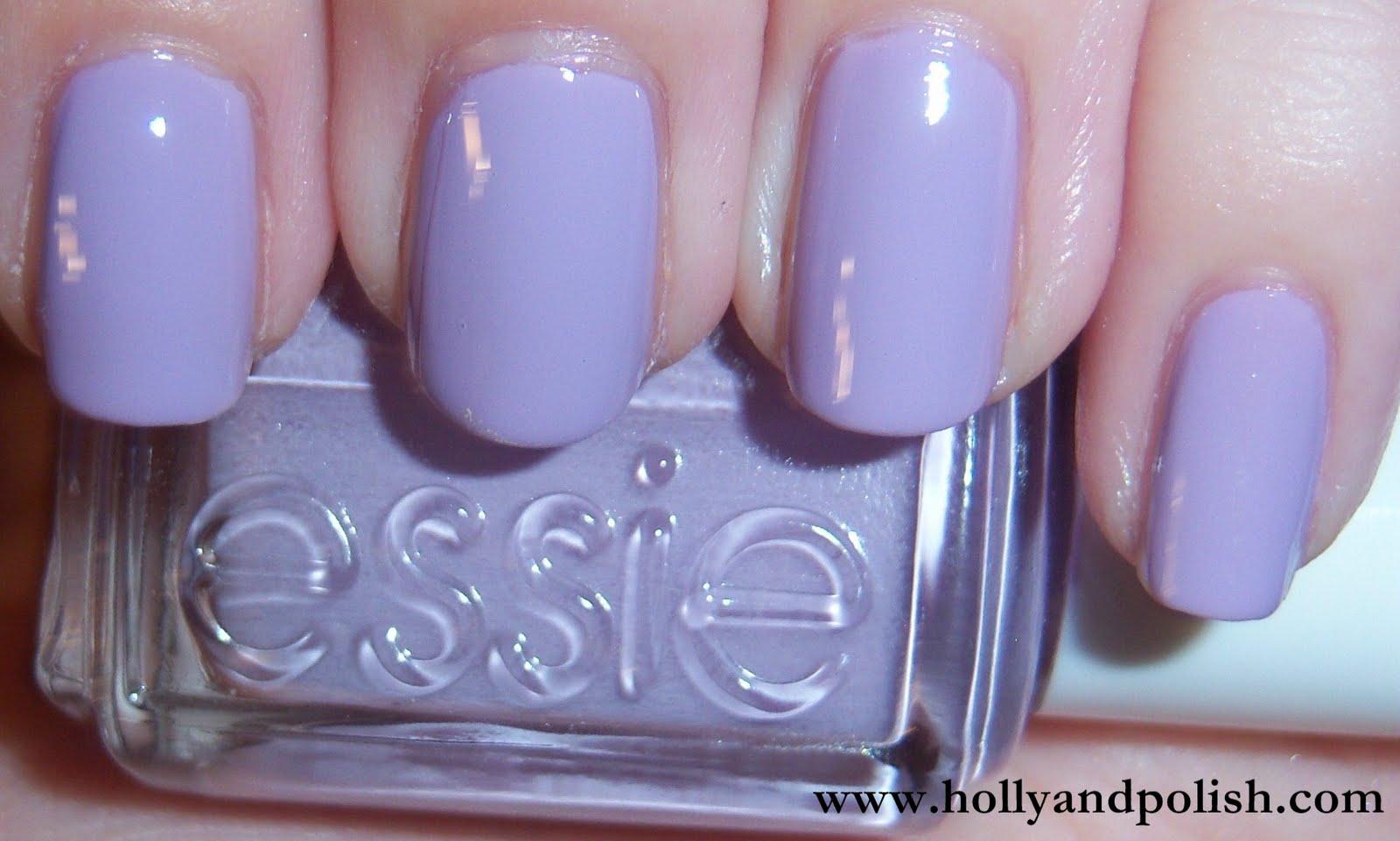 Holly and Polish: A Nail Polish and Beauty Blog: Essie Nice is Nice