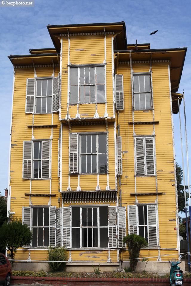 Ottoman Timber House