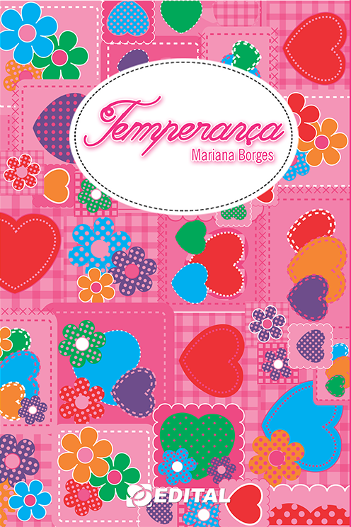 Livro de Poesias Temperança (2014) Mariana Borges