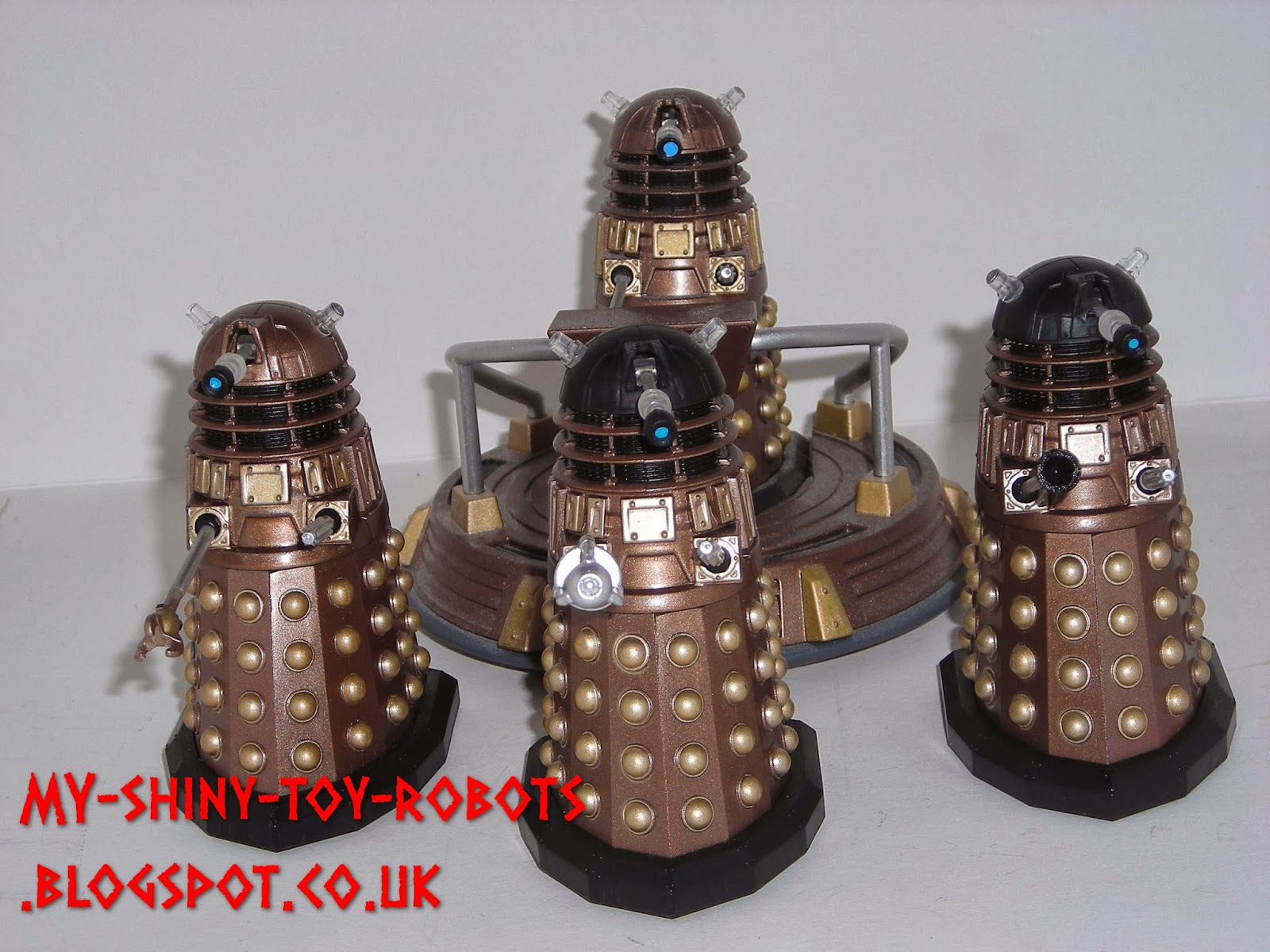 The Dalek task force is ready