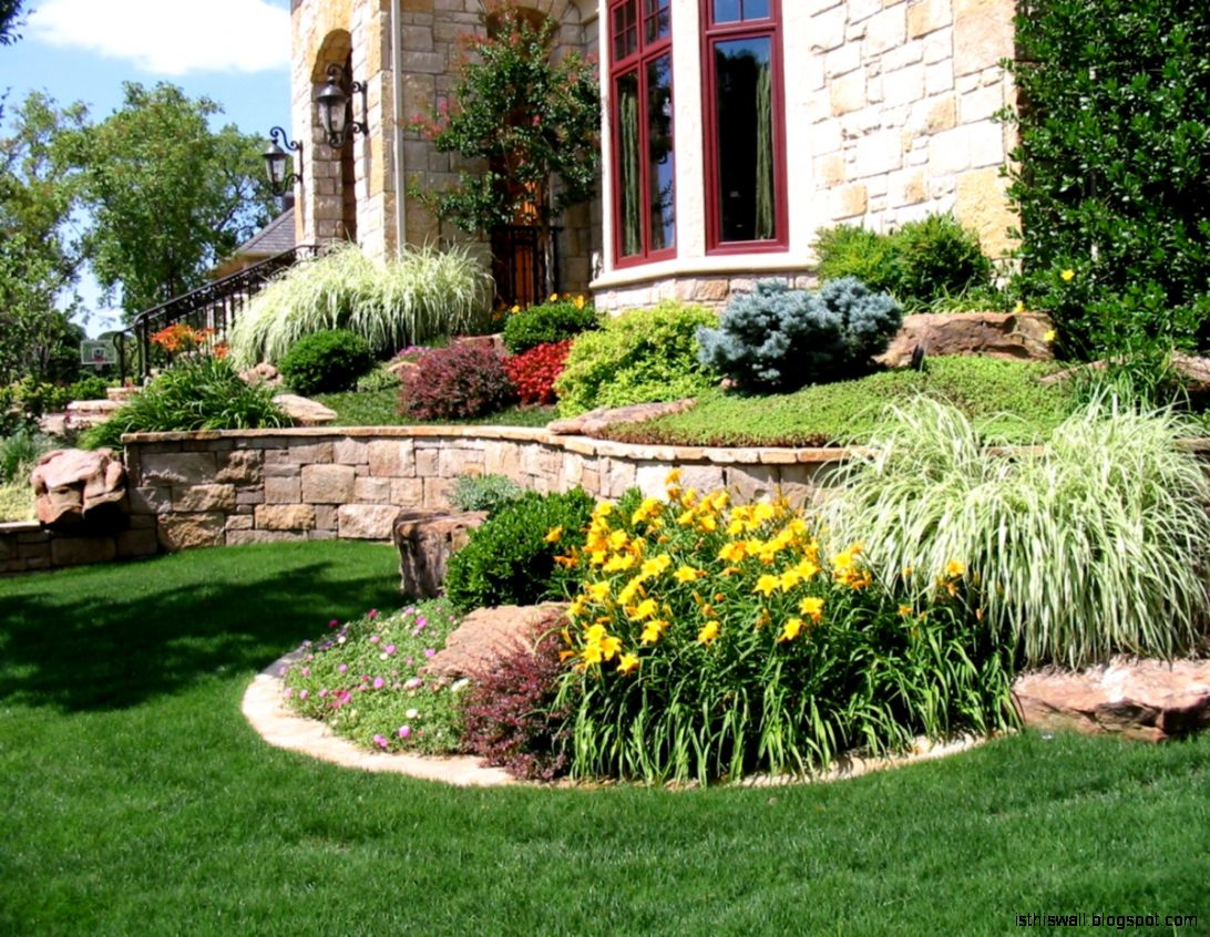 Home Landscaping Design This Wallpapers