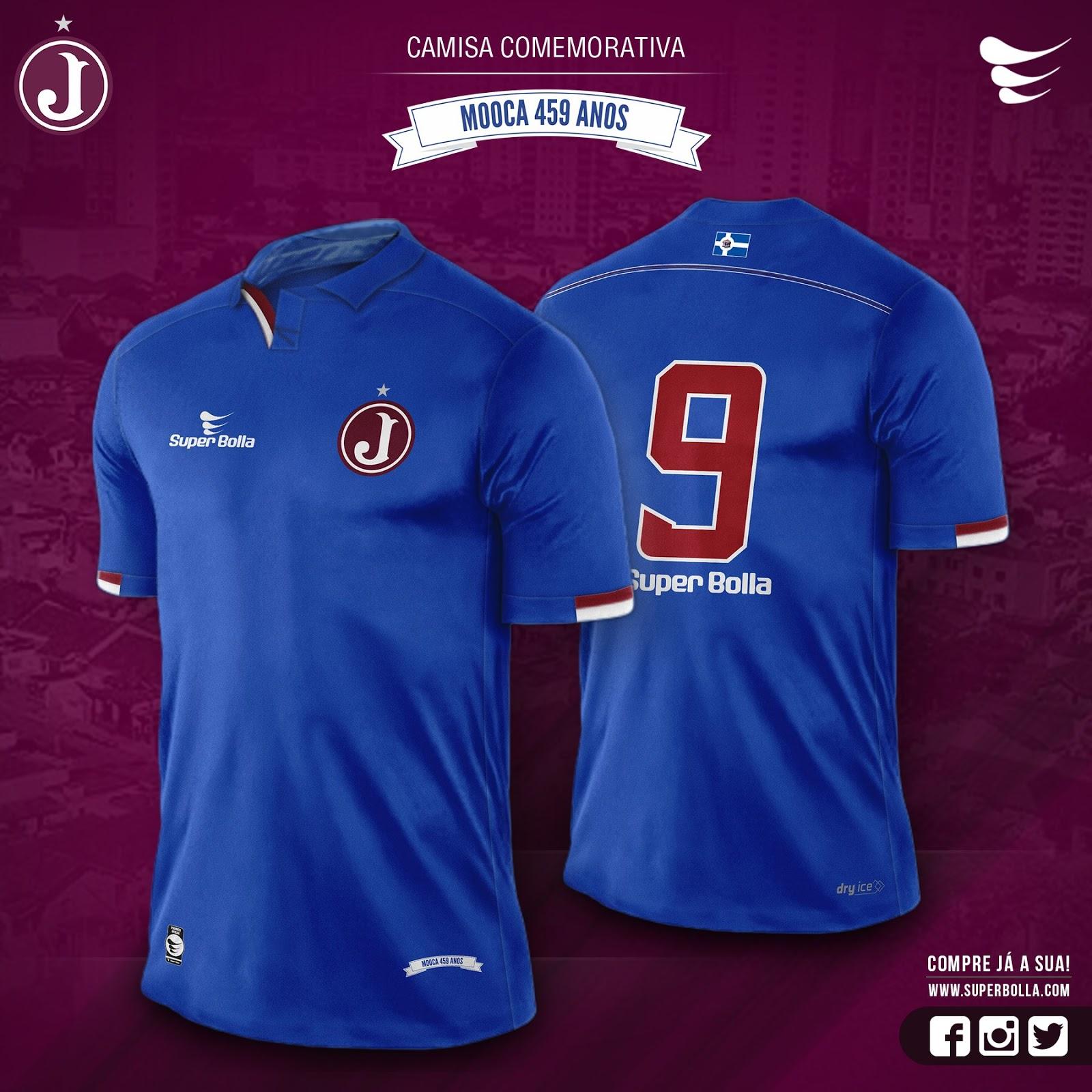Manto Juventino - As camisas do Clube Atlético Juventus  Julho 2015 50c70053dfc35