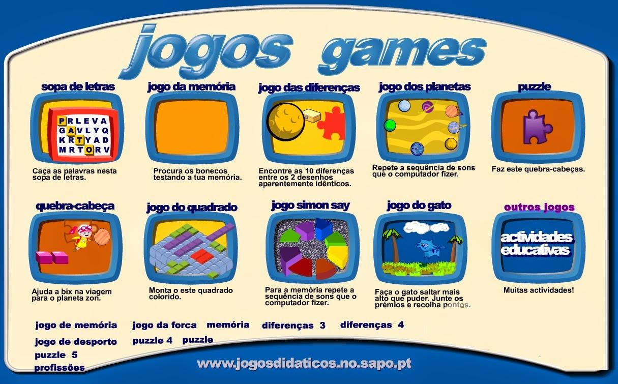 Jogos Didáticos