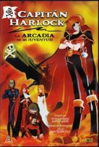 Captain Harlock: La Arcadia de mi Juventud – DVDRIP LATINO
