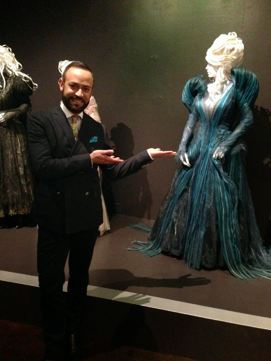 ... pays homage to the FIVE Best Costume Design Nominees for the 2015 Academy Awards as well as many many more costumes from other films of the past year.  sc 1 st  Nick Verreos & FIDM.....23rd Annual Art of Motion Picture Costume Design Exhibition ...