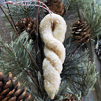 Icicle Ornament Cookies