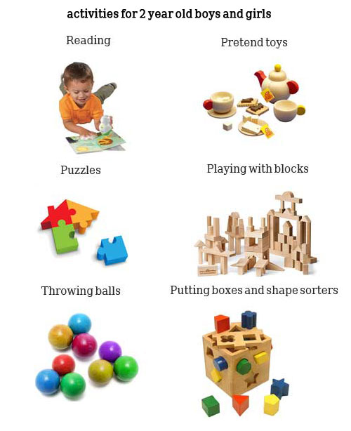 Activities for 2 year old boys | activities for toddlers