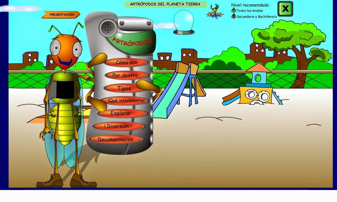 http://ntic.educacion.es/w3/eos/MaterialesEducativos/mem2005/artropodos/web_publicar/artropodos.html