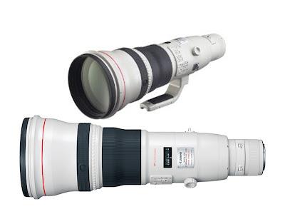 Canon tele lens