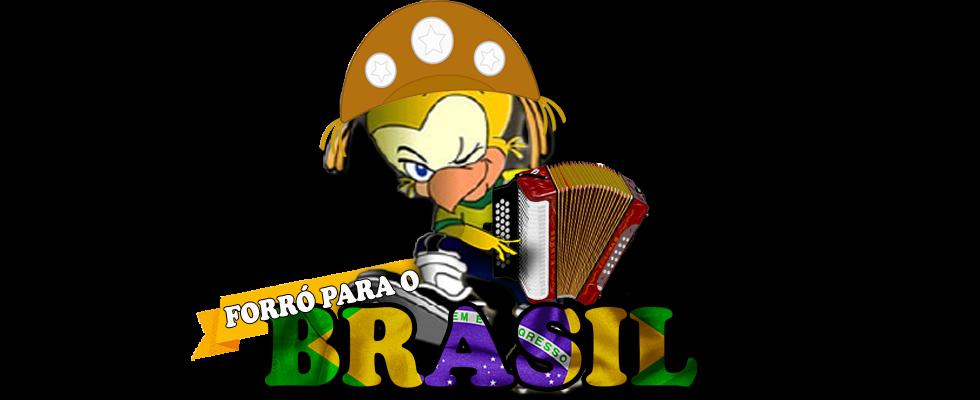 Site Forró para o Brasil