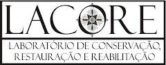 LACORE - Laboratório de Conservação, Restauração e Reabilitação.