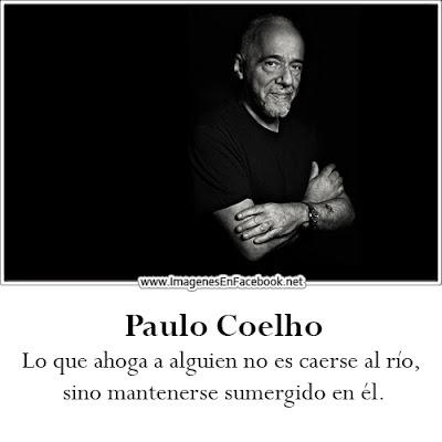 Frases de Paulo Coelho (imagenes para facebook )