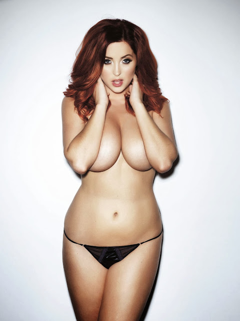 Lucy Collett Topless Big Boobs Looking Yummy For Nuts