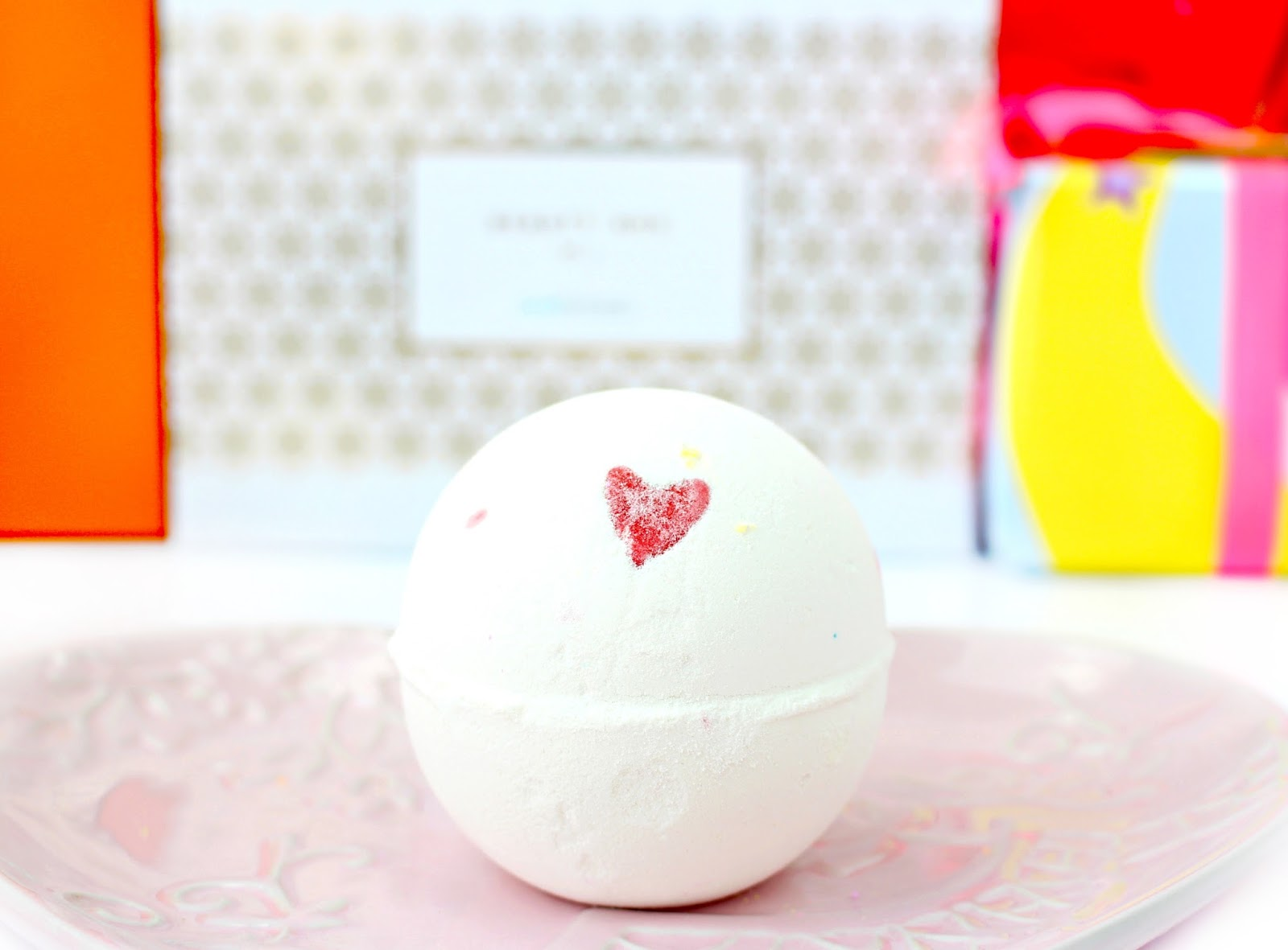 LUSH Lots of Love Review