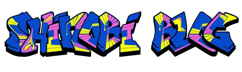 Membuat Gambar Graffiti Online