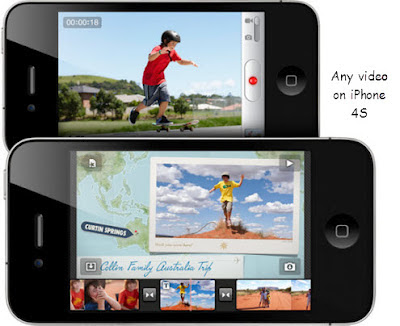 iPhone 4s Camera and Video Resolution
