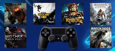 10 Kumpulan Game-Game Terbaik PS4 (PlayStation 4) Saat Ini