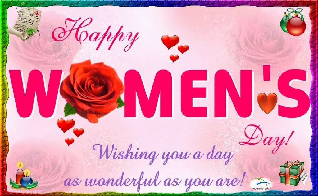 Album Images Happy Women's Day 8/3/2014