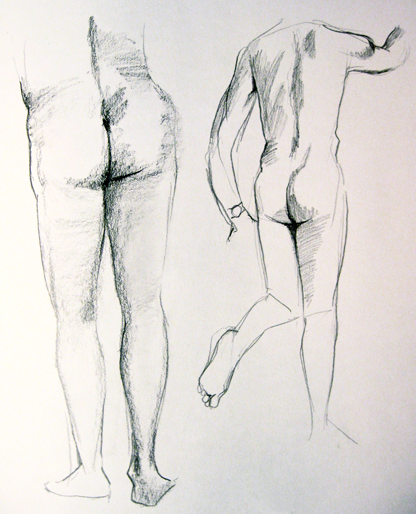 Drawing Naked People 52