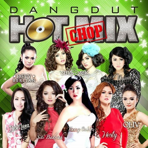 VA - Dangdut Hot Chop Mix 2014