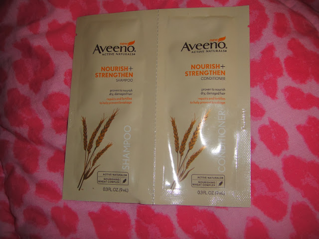 Aveeno conditioner, Aveeno conditioner strengther, Aveeno review, Aveeno shampoo, Aveeno shampoo strengther,  AVEENO NOURISH+ STRENGTHEN SHAMPOO & CONDITIONER REVIEW,  AVEENO NOURISH+ STRENGTHEN
