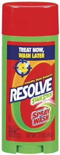 resolve stain stick review