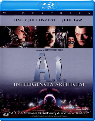 a i inteligencia artificial 2001 720p latino A.I. Inteligencia Artificial (2001) 720p Latino