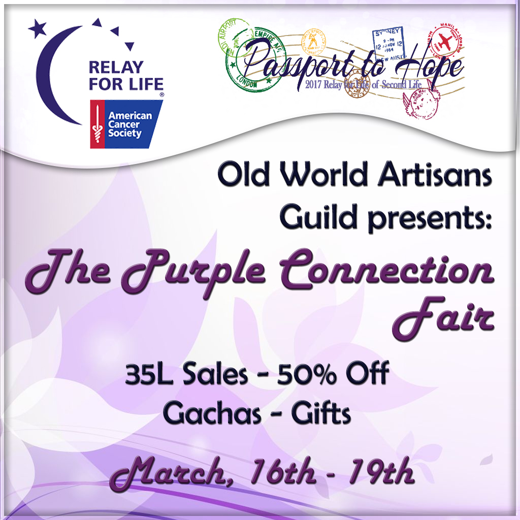The Purple Connection Fair
