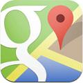 Google Maps GPS voice navigation