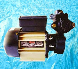 Sameer Gattu Monoblock Pump (0.5HP) Online | Buy 0.5HP Sameer Gattu Monoblock Pumps in Chandigarh, India - Pumpkart.com