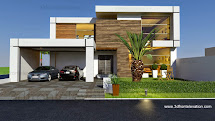 Beautiful Modern House Front Elevation Designs