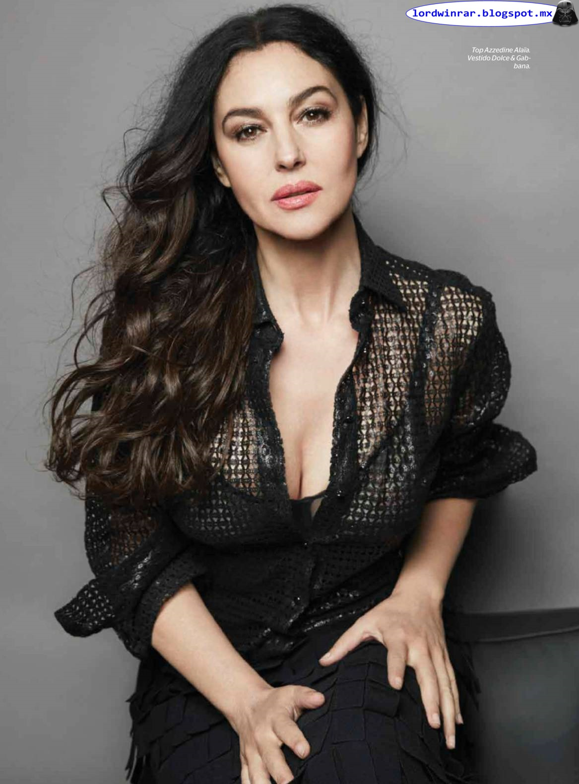 Monica Bellucci - Esquire Mexico 2015 Octubre (17 Fotos HQ) | Blog De