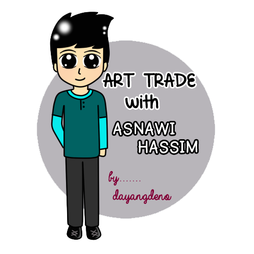 Art Trade With Asnawi Hassim