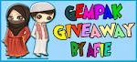 Gempak Giveaway By Afie