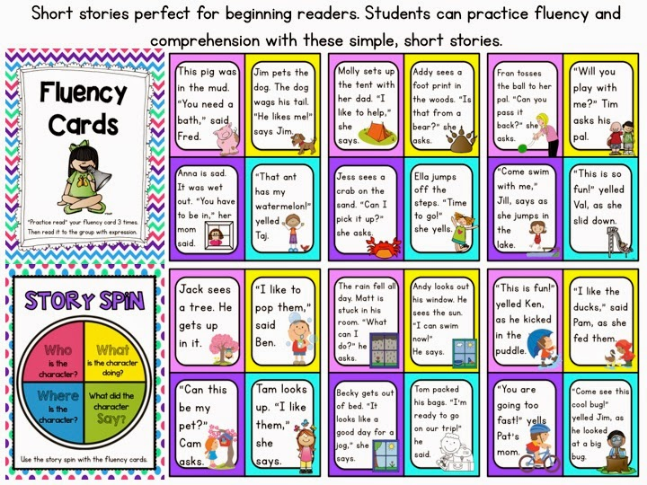1st grade literacy worksheets